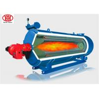 Quality Gas / Diesel Oil Fired Circulation Thermal Oil Boiler,thermal fluid heater for Paper industry wholesale