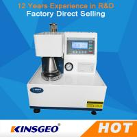 Quality Fully Automatic Paper Testing Equipments , Corrugated Board Paper Bursting Strength Tester wholesale