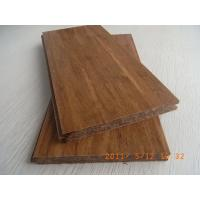Cheap Carbonized Strand Woven Bamboo Flooring, T&G for sale