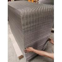 Quality AISI/SUS304, 316 Welded Wire Mesh Panels with Hole (China Manufacture) wholesale