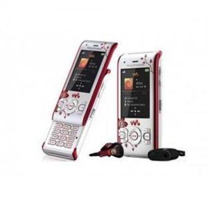 China 2GB Bluetooth USB 2.2 Inches Unlocking Sony Ericsson Phones W595 on sale