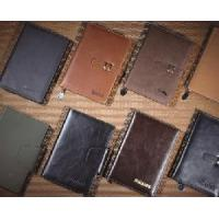 Quality Notebook » PU Cover Diary/Journal/ Agenda/Leather Cover Notebook wholesale