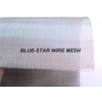 China Stainless Steel Fine Mesh Screen , Five Heddle Weave Wire Mesh For Petroleum Filtration on sale