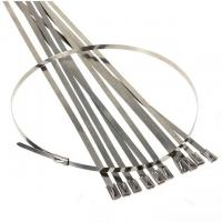"Manufacturer Ball-Lock Stainless Steel Cable Tie 4"" 6"" 8"" 12"" 16"" 20"" CE & ISO Certificate"