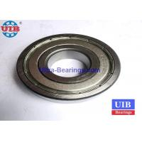 Quality P5 ABEC 5 Precision Ball Bearing , 25*62*17 Mm High Speed Electric Motor Bearing wholesale
