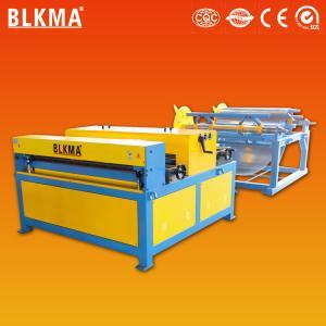 China BLKMA cnc auto sheet metal duct making machine line 2 for sale on sale
