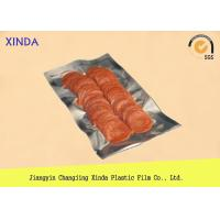 Quality 50-120 Micron Printed Vacuum Food Storage Bags For Meat Environment-friendly wholesale