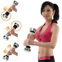 Quality shake shake weight dumbbell / line and line / fitness / Swing dumbbell wholesale