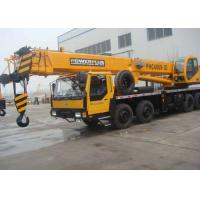 Quality Industrial Mobile Hydraulic Truck Crane Lift Machine For Construction 50 Ton wholesale