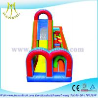 China Hansel used carnival equipment for sale,obstacle sport game for children on sale