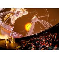 Quality Stimulate Immersive Experience 4D Dome Movie Theater For Shopping Mall wholesale