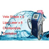 China Medical Vela Shape Cryo Cool Sculpting Machine For Skin Lifting And Whitening on sale