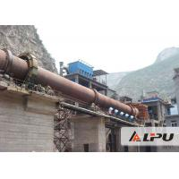 Quality Building Materials Equipment Rotary Kiln for Cement / Lime Calcination wholesale