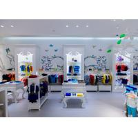 Quality Beautiful Kids Boutique Retail Fixtures / Retail Store Equipment With Drawers wholesale