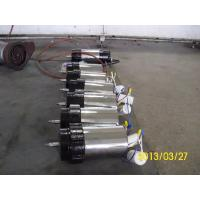 Quality 220/380V Electric Submersible Sewage Pump , Outdoor Electric Water Pump wholesale