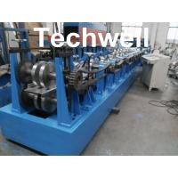 Quality Single Side Adjustable Interchangeable Z Purlin Roll Forming Machine wholesale