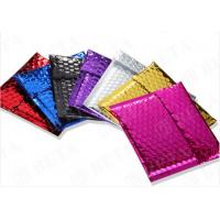 Quality Laminated Colorful Metallic Bubble Envelopes Self Sealing For Delivery Industry wholesale
