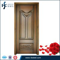 Quality Top selling high end customed solid wooden doors for room wholesale