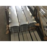 Cheap Width 200MM Aluminium Extrusion Profiles for Air Conditioner Panel for sale