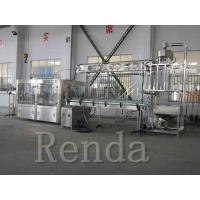 Quality Customized Beer Bottle Filling Equipment Beer Bottle Capper Machine With High Speed wholesale