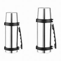Buy cheap Vacuum Travel Pots, Keep Hot for 24 Hours, Made of Double Wall Stainless Steel from wholesalers