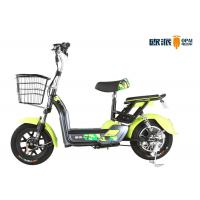 Quality 500W   Adult Electric Bike Available With Pedal Electric Scooter  48v20ah Lead Acid  Battery wholesale
