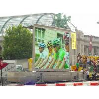 Quality 6500cd / ㎡ Brightness P15.625 Waterproof Led Screen Billboard For Event And Stage wholesale