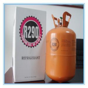 Quality Propane R290 Refrigerant Gas Refrigerator Gas R290 wholesale