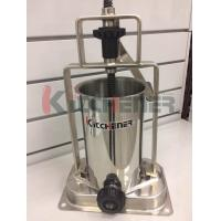 Quality Stainless Steel Vertical Homemade Sausage MachineWith A Food Grade Spray wholesale