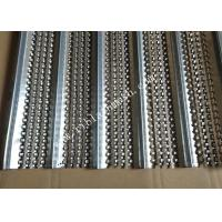 Buy cheap 2.4m Length High Ribbed Formwork 3.39kgs / M2 Construction 0.45m Width from wholesalers