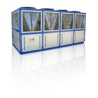 Quality Shell And Tube Type Air Cooled Screw Chiller For Casting Mould Industry wholesale