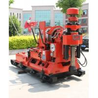 Quality Large Spindle I.D. 96mm Skid Mounted Drilling Rig Torque 6150N.m wholesale