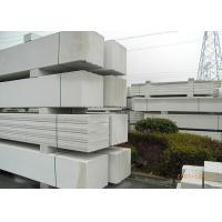 Quality Fireproof Lightweight Wall Panel Machine With Autoclaved Aerated Concrete wholesale