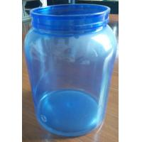 Big Container Semi-automatic Stretch Blow Molding blue