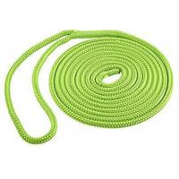"Cheap 1/2"" X 50' Halyard sail line anchor rope polyester double braid from China for sale"