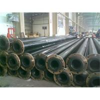Buy cheap Corrosion resistant uhmw-pe gas pipe from wholesalers