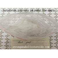 Quality Test Prop Raw Steroids Powder Testosterone Propionate 57-85-2 For Bodybuilding wholesale
