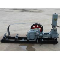 China Powerful Drilling Mud Pump Horizontal Type BW Grouting Pump For Engineering Exploration on sale