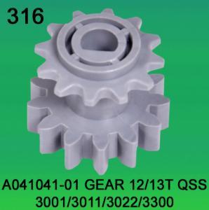 Quality A041041-01 GEAR TEETH-12/13 FOR NORITSU qss3001,3011,3022,3300 minilab wholesale
