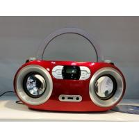 Quality PORTABLE RADIO BOOMBOX BLUETOOTH USB CD MP3 wholesale