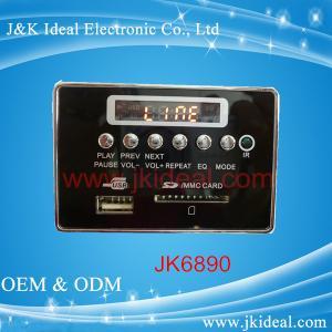 China JK6890 For sound speaker sd card fm mp3 player module on sale