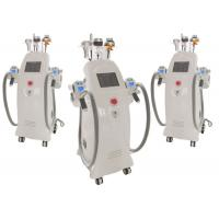 Quality Fat Cell Freezing Treatment Ultrasonic Cavitation Machine 10Mhz High Frequency RF wholesale