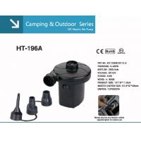 Quality HT-196 DC Electric  Air Pump In Camping & outdoor wholesale