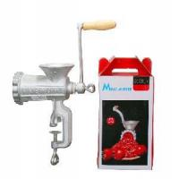 Quality Meat Mincer with Wooden Handle wholesale