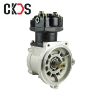 China 8-94396-892 ISUZU 6HE1 Truck Engine Driven Air Compressor on sale