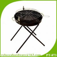 Quality Charcoal BBQ Grills Outdoor Folding Charcoal Grill with Adjustable Cooking Grid wholesale