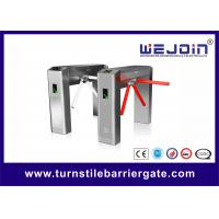 China Traffic Lights Automatic Access Control Turnstile Gate Auto Down And Auto Up on sale