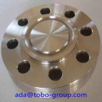 Quality Copper Nickel Alloy 70/30 Forged Steel Flanges Class 150 SCH40 14'' B16.9 wholesale
