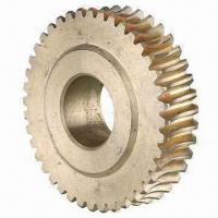 Quality Precision Worm Gear with 20° Pressure Angle wholesale