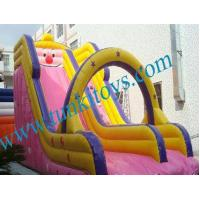 Quality Castle Inflatable Slide,  Inflatable Bouncer wholesale